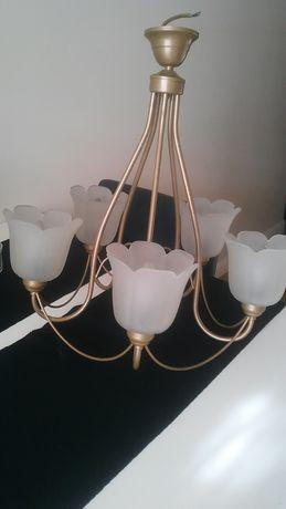 żyrandol lampa pokojowa
