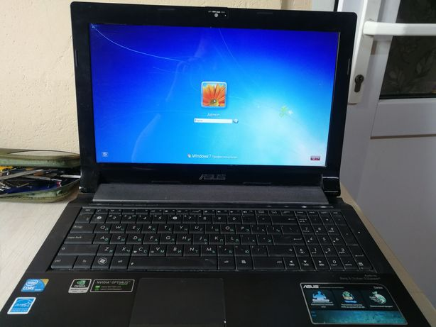 Бюджетно игровой ноутбук Asus N53J