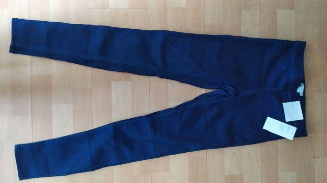 Nowe spodnie z metką H&M rurki dżinsy jegginsy