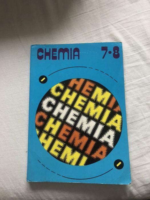 Podręcznik do chemii klasy 7 i 8 Bolesławiec - image 1