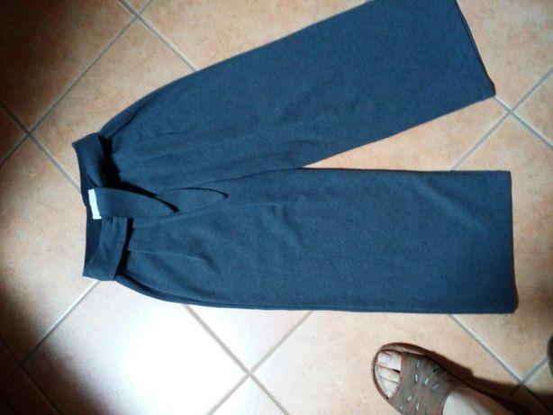 Spodnie kuloty dziewczęce ZARA