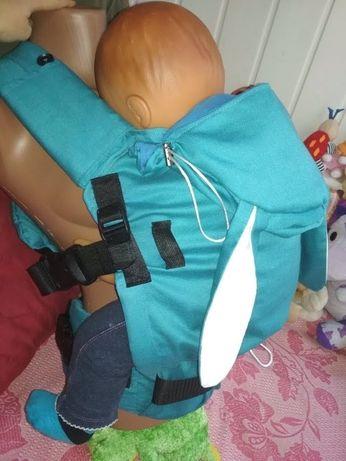 Адапт эрго-рюкзак (с регулировкой)