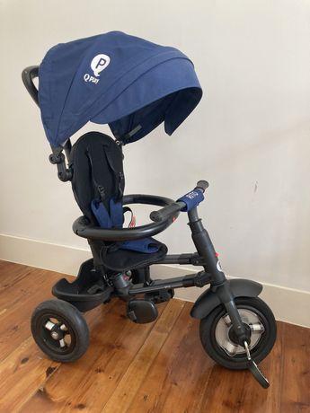Triciclo Q-Play Rito - Como novo