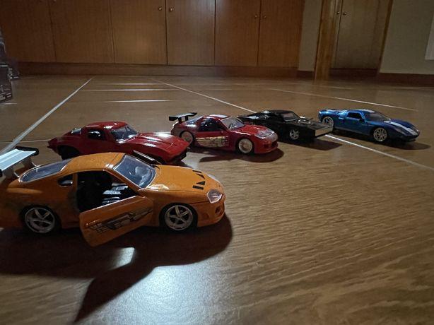 Jada toys miniaturas os 5 25€ valor fixo