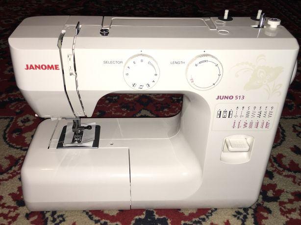 Швейна машина Janome