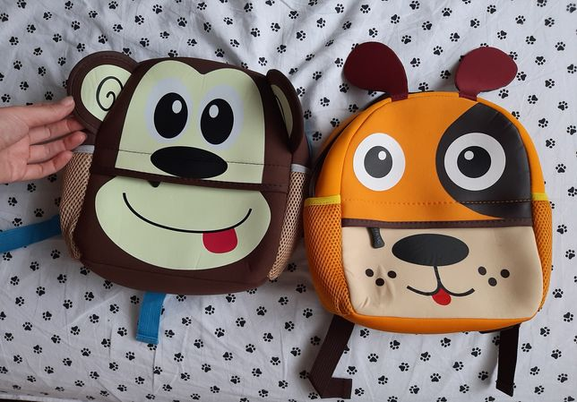 Рюкзаки для двойни