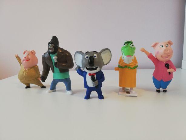 Figurki Sing zestaw