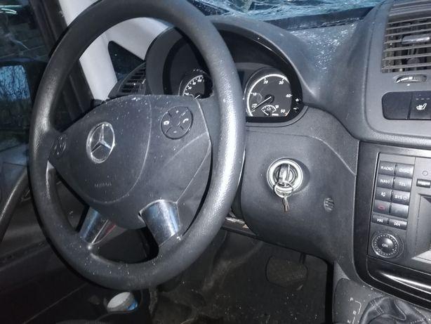 Mercedes Vito Viano 639 kolumna kierownicza z regulacją