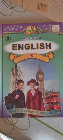 Учебник английского языка 3 класс Алла Несвит