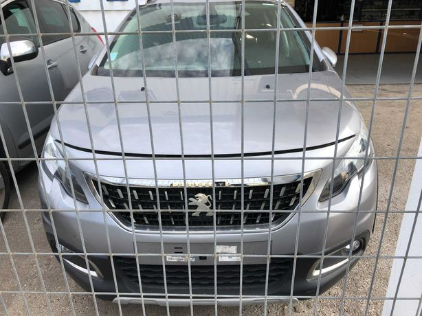 Peugeot 2008 1.2 HTP 2017