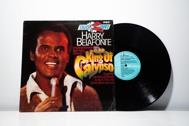 LP Harry Belafonte - The King of Calypso