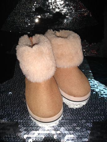 Kozaczki Buty Zara 18