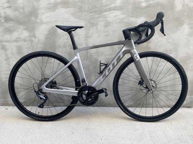 Bicicleta Estrada Elétrica SCOTT ADDICT e-RIDE 20 (tamanho XS)