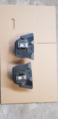 Wkłady maskownice Lamp TYŁ  Bmw e46 Coupe Lampy TYŁ prawa lewa