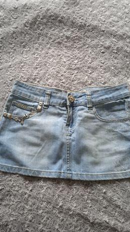 Юбка джинсовая р.42