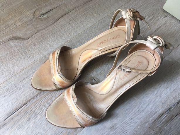 Sandały szpilki Gino Rossi 38
