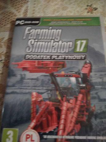 Farming Symulator 17 Dodatek Platynowy