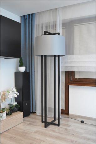 Lampa podłogowa loft nowoczesna