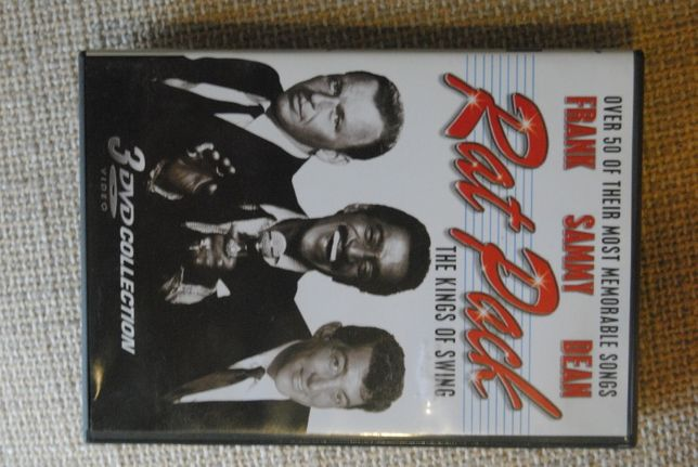 Rat Pack * The Kings Of Swing/3 DVD