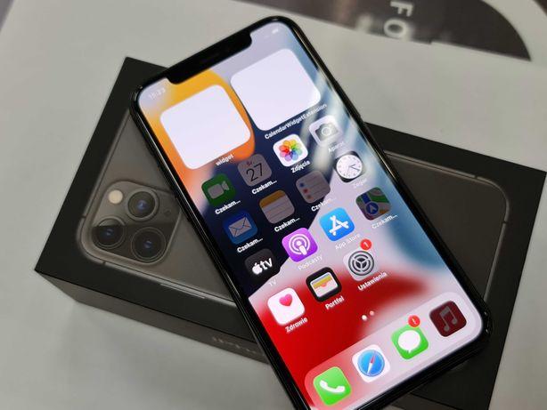 Iphone 11 PRO 64GB/ Space Gray/ 100% sprawny/ bateria 97%/ BDB