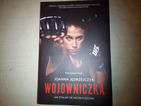 Joanna Jędrzejczyk Wojowniczka-P.Osiak