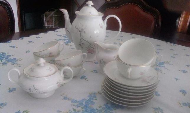 Serviço de chá completo