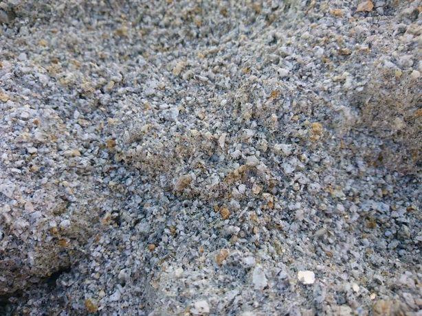 Zasypka granitowa szara i czarna do fugowania kostki brukowej ogród