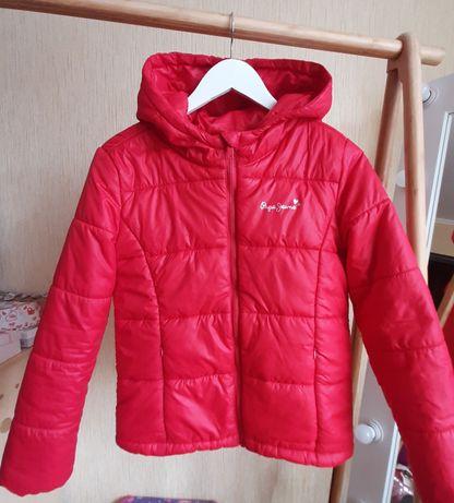 """Весенняя куртка для девочки """"Pepe jeans """""""