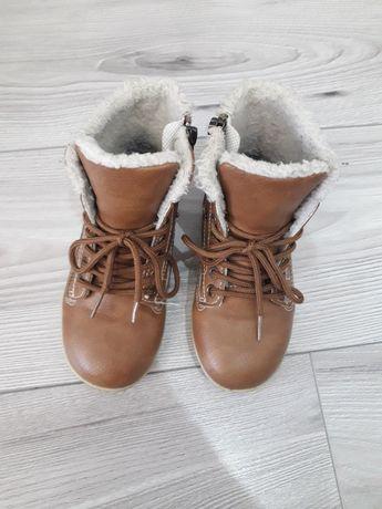 Зимові чобітки 25 розмір( дівчинка-хлопчик)