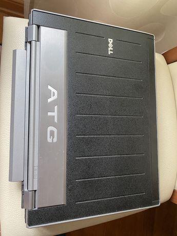 "Dell E6410 ATG RoughBook 14""/i5/8Gb/SSHD 500Gb/Windows 7+10 Dual Boot"