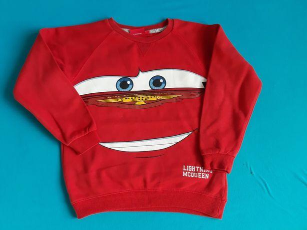 Bluza chłopięca chłopięca firmy Disney w rozmiarze 128 cm