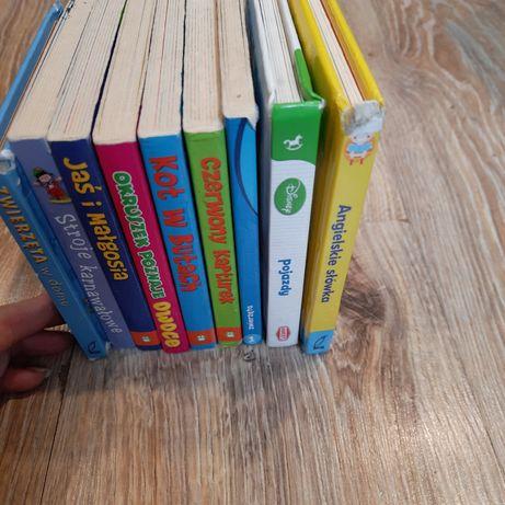 Seria 9 szt.bajek dla dzieci