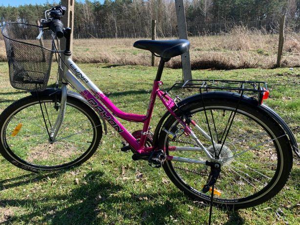 Sprzedam Rower Rayon Luna 26 damski Shimano