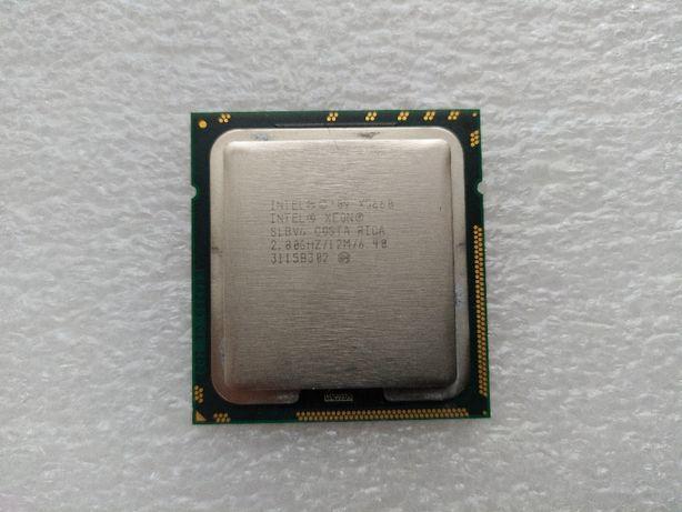 Процессор Intel Xeon X5660 6 ядер 2.8GHz/12MB/6.4GT