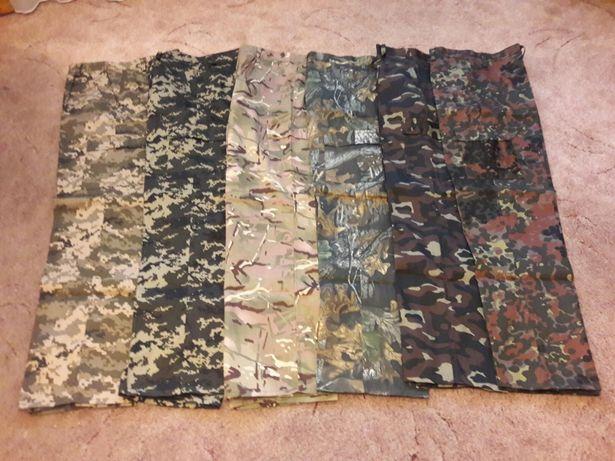 Штаны брюки ЛЕТНИЕ ДЫШАЩИЕ армейские новый камуфляж