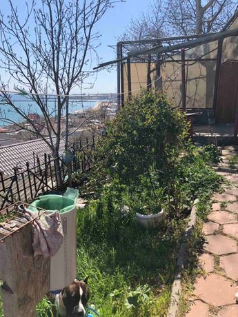Продам 2эт дачу из кирпича в Отраде, Совиньен3, терасса с видом моря