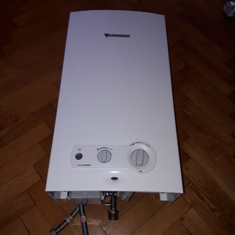 Junkers WR11-2B Maxi Power Німецька газова колонка автомат