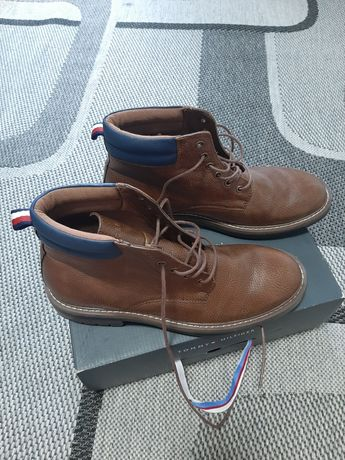 Ботінки  ботинки Tommy hilfiger 42.5 43