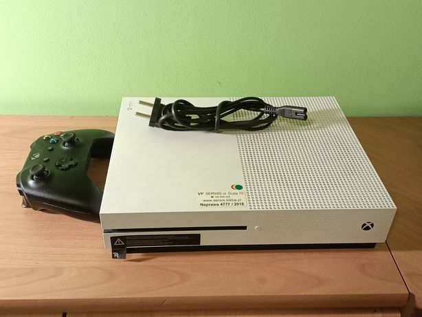 Konsola Xbox one S 500GB + pad + NBA2K20