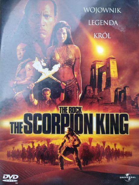 Król Skorpion The Scorpion King dvd