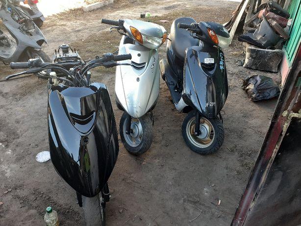 Разборка Yamaha Jog SA36 VinoSA26 Gear06J
