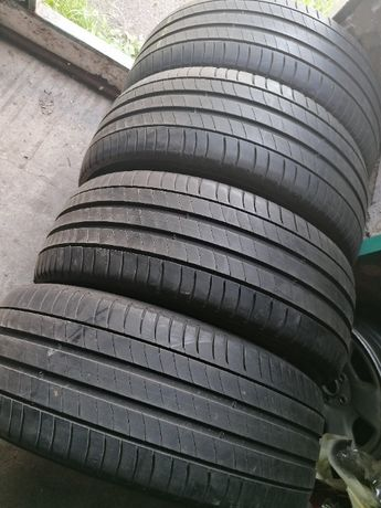 215/50r17 летние шины бу Michelin резина