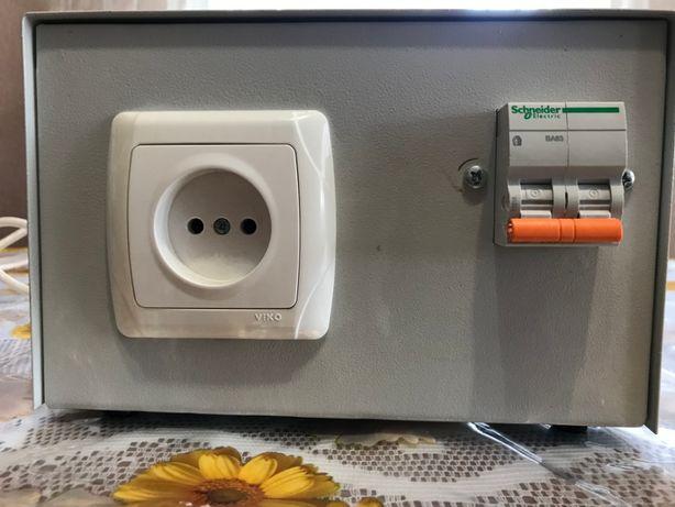 Конвертер (трансформатор) напруги 1500ВА 220/110