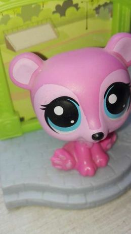 Figurka LPS Little pet shop z MCDONALDA