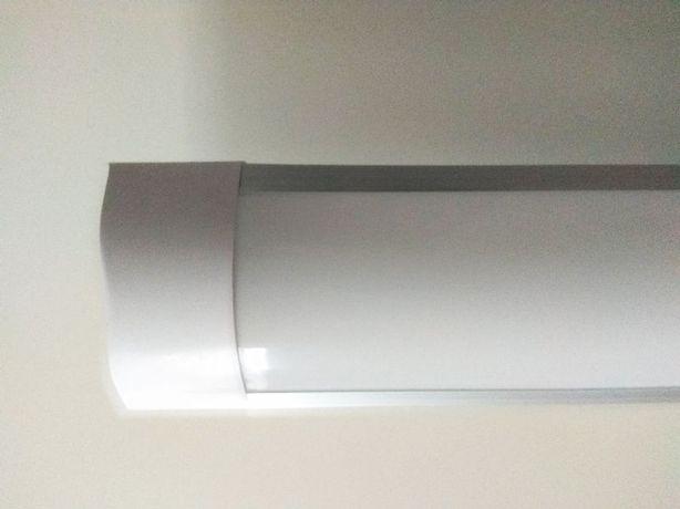Świetlówka, lampa led