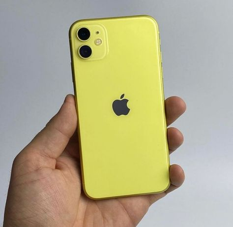 Продам iPhone 11 128 gb. (Yellow) Neverlock
