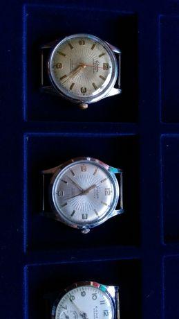 Stare zegarki Geneva 2 sztuki