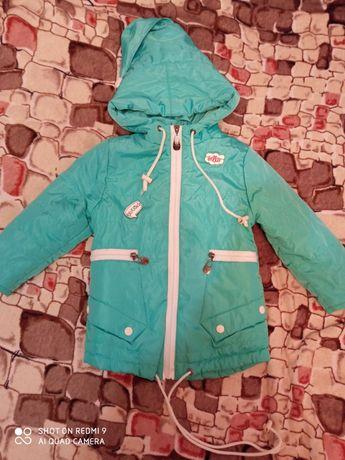 Куртка демисезонная размер 98