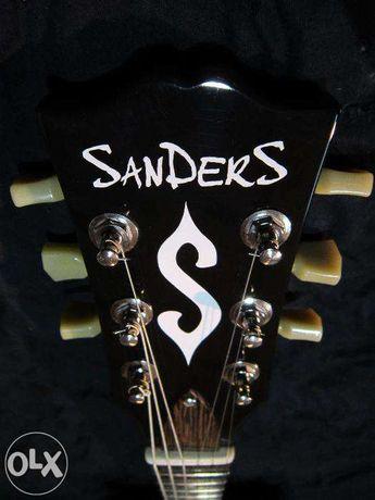 Ремонт гітар. Гітарна майстерня SanDerS