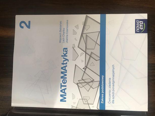 Ćwiczenia do matematyki nowe Matematyka 2 nowa era